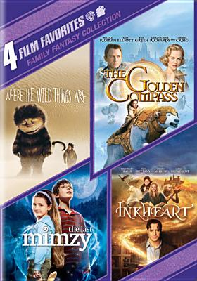 4 FILM FAVORITES:FAMILY FANTASY COLLE BY CRAIG,DANIEL (DVD)